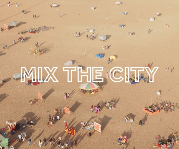 Mix The City India